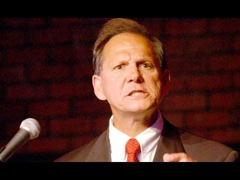 """First Amendment ONLY for Christians,"" Says Alabama Chief Justice Roy Moore"
