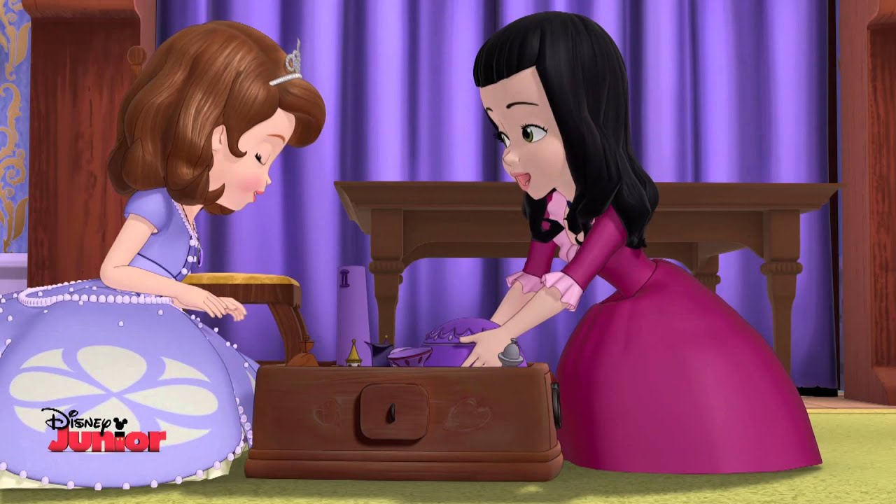 Sofia The First All You Need Song Hd Youtube