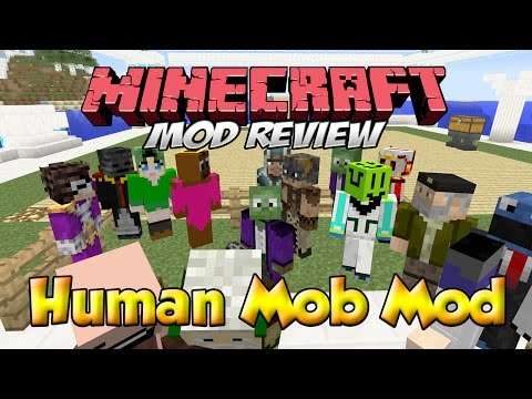 Human Mob Mod Download Minecraft Forum - Skin para minecraft willyrex