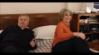 Eamonn Holmes & Ruth Langsford visit Westend Bed Company