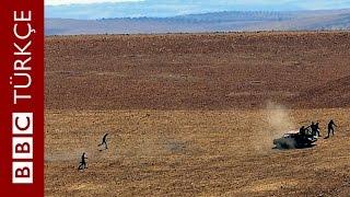 IŞİD ve YPG Türkiye sınırında çarpışıyor - BBC TÜRKÇE