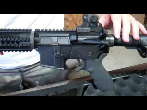 Rock River Arms Tactical Operator Left Review @ Trigger Happy