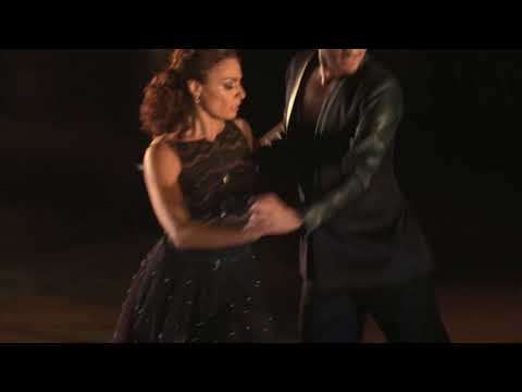 Vincent Simone And Flavia Cacace In Tango Moderno