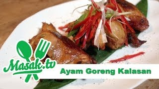 Ayam Goreng Kalasan Feat Mariyo Suniroh
