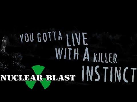 BLACK STAR RIDERS - 'The Killer Instinct' (OFFICIAL LYRIC VIDEO)