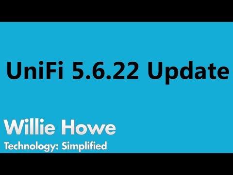UniFi 5.6.22 - Impressive!