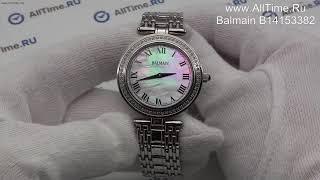Обзор. Женские наручные часы Balmain B14153382