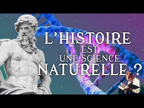 L'Histoire est une science naturelle ?
