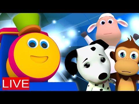 🔴 Kids TV Español - Dibujos animados para niños   Canciones para bebés