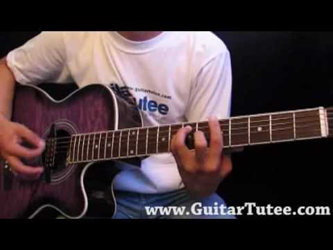 Landon Pigg - Falling In Love At A Coffee Shop, by www.GuitarTutee.com