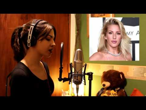 1 GIRL 15 VOICES (Adele, Ellie Goulding, Celine Dion, and 12