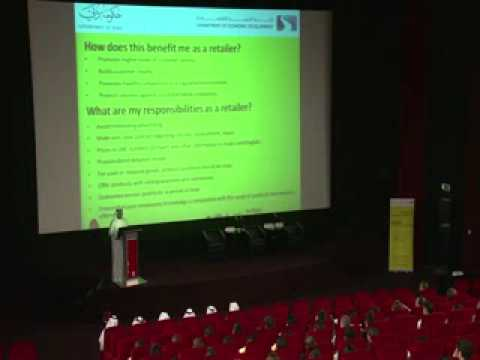 DED - Consumer Rights Awareness - Dubai Mall - 03-04-11 - Reel Cinema- part 1