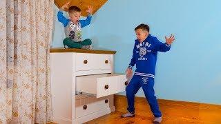 СТРАННЫЕ Звуки в НОВОМ Доме! Для Детей Kids Children