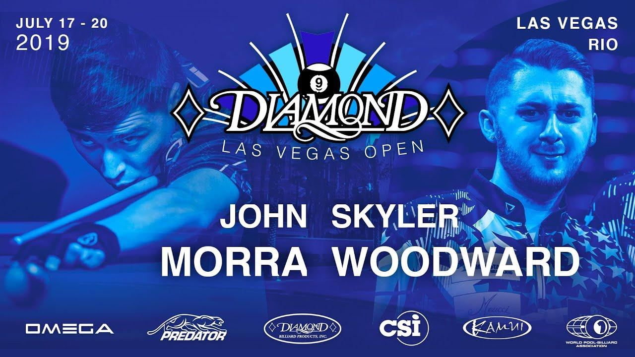 2019 Diamond Las Vegas Open: Skyler Woodward vs John Morra