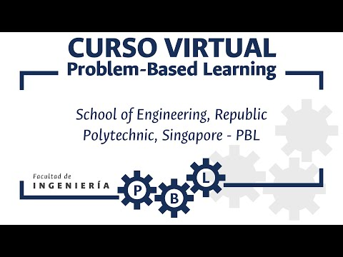 School of Engineering, Republic Polytechnic, Singapore - PBL