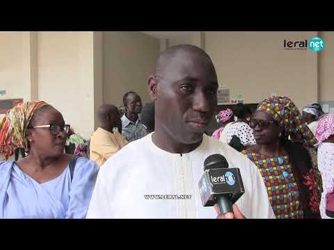 Affaire Khalifa Sall : La réaction de Madiop Diop, Maire de la Commune de Grand-Yoff