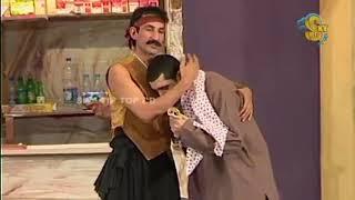 Iftikhar Thakur and Zafri Khan New Pakistani Stage Drama Full Comedy Clip