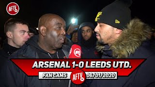 Arsenal 1-0 Leeds United | It Was Nice To See Nelson Score & Martinez Was Outstanding! (Curtis)