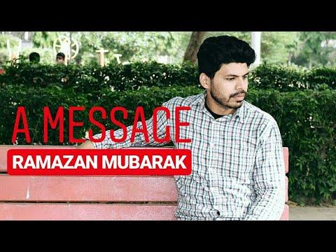 A MESSAGE | Ramadan Mubarak 2018 | Vine by Aamir The Liberal Indian Ft- The Ghatiya Films