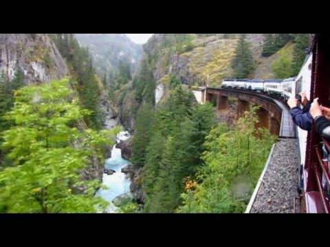 Whistler Mountaineer Train