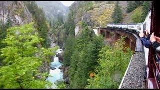 Whistler Mountaineer Train.wmv