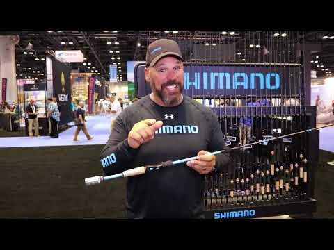 Shimano GLF Inshore Rods at ICAST 2018