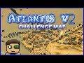 Atlantis V2 Ep3 | SURVIVING THE SURGE | Cities Skylines