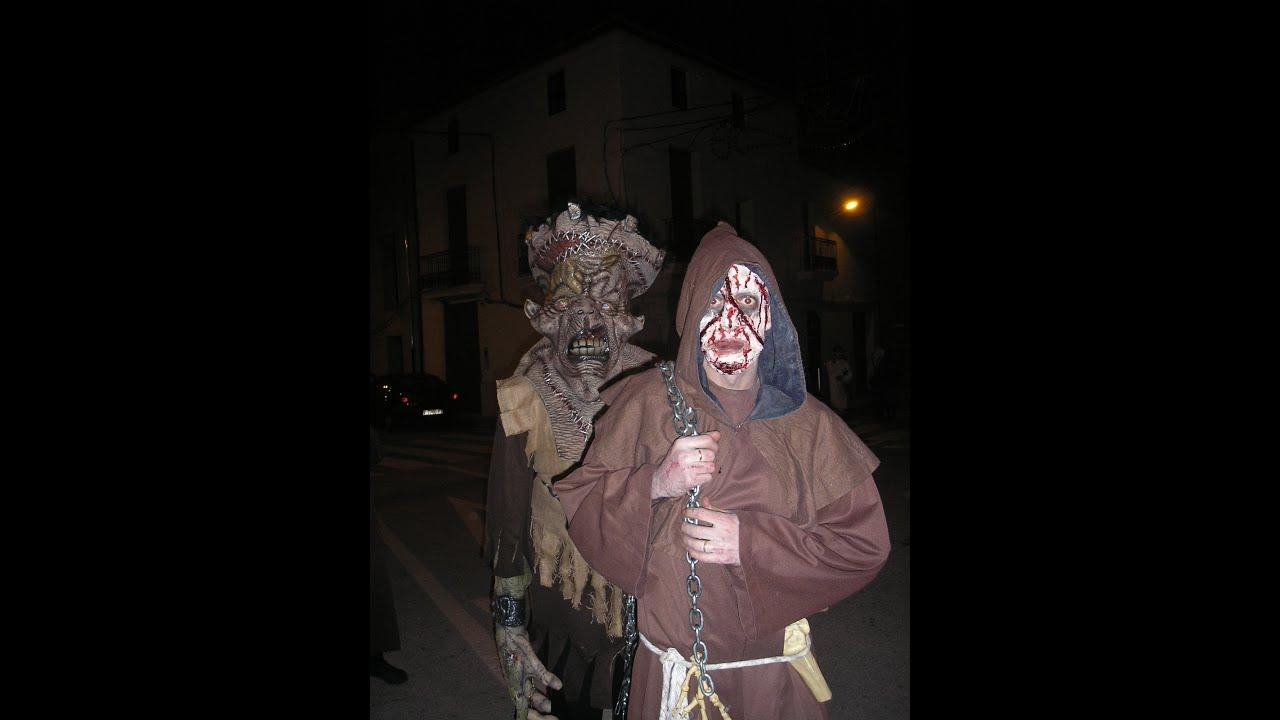 La Casa del Terror  Fira de LOlleria 2007 Valencia  YouTube