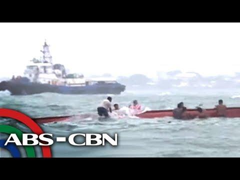 25 kumpirmadong patay, 9 pa nawawala sa trahedya sa Iloilo-Guimaras Strait | TV Patrol