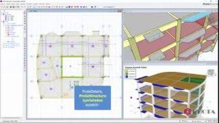 ProtaStructure ve ProtaDetails Bağlantısı - ProtaDetails'in Başlatılması