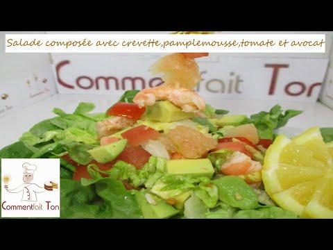 salade-composée-avec-crevette,pamplemousse,tomate-et-avocat-par-commentfait-ton