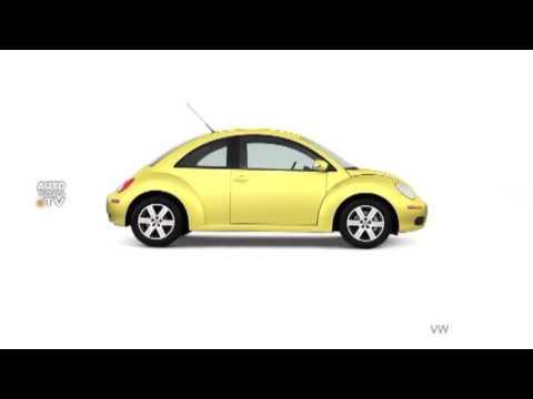 El Nuevo Beetle de Volkswagen y un poco de historia.