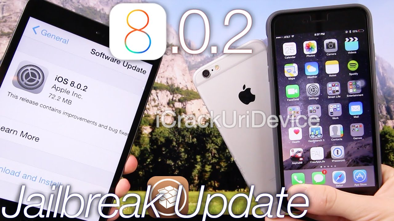 Part 2 How to Update a Jailbroken iPhone