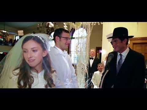 Long Island Jewish Wedding, Temple Israel Of Great Neck