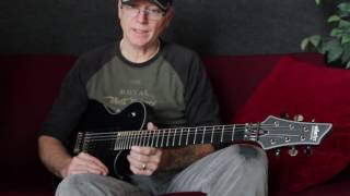 interview with chris poland at his studio 2615