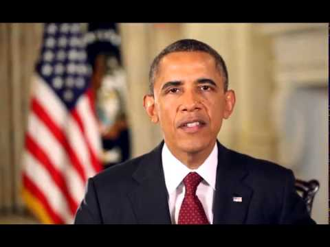 Obama Video Message To the AGOA Forum Released Aug. 14th 2013