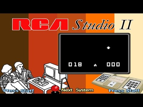 All RCA Studio II Games - Hyperspin