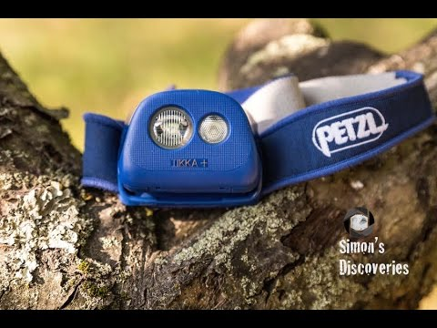 Petzl Tikka+ Flashlight - Head Torch Review (Napisy) Recenzj