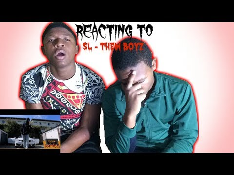 SL - Them Boyz (Music Video) | @SL_VP_ @MixtapeMadness- REACTION