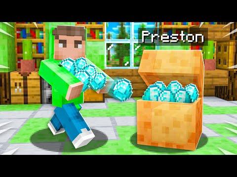 7 Ways to Steal JELLY's Diamonds in Minecraft!
