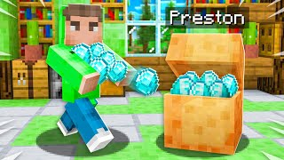 7 Ways to Steal JELLY's Diamonds in Minecraft!