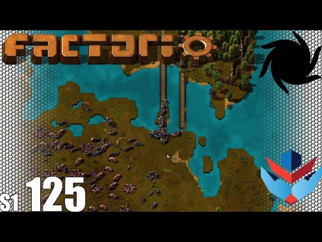 Factorio MP with NOG - S01E125 - Oil Quest