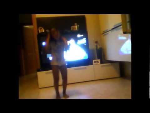 sofia dançando
