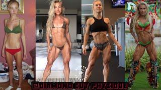Hattie Boydle WBFF Pro Model Workout Motivation | Female Fitness Motivation