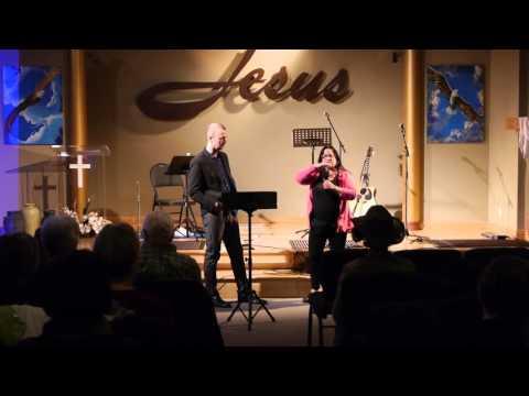Darren Stott - Vancouver Revival Centre - April 2016 - Simply Worship