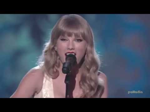 You Belong With Me - Taylor Swift live...