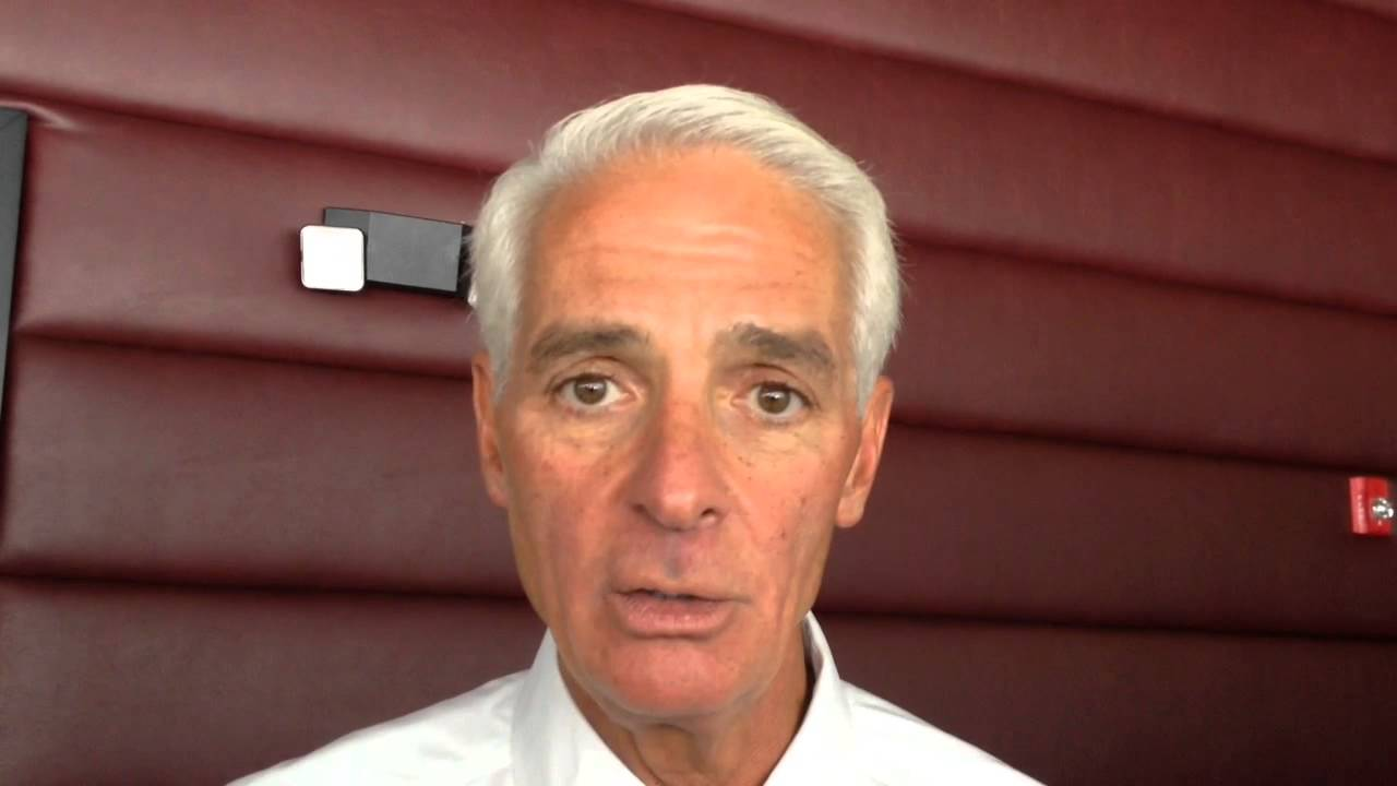 from Jeremiah charlie crist gay right