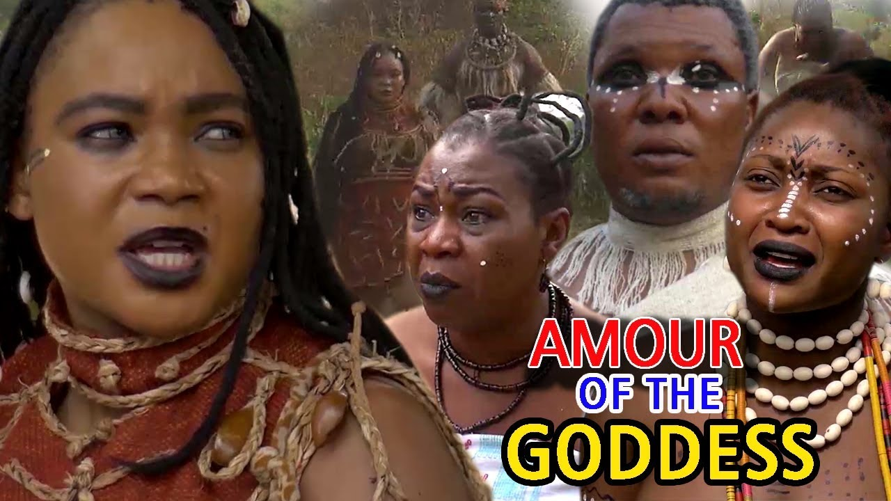 Download AMOUR OF THE GODDESS SEASON 2 -  2019 LATEST NIGERIAN NOLLYWOOD MOVIE  FULL HD