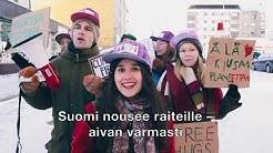 Yhdistetään voimamme - Matleena Käppi Eduskuntaan 2019!