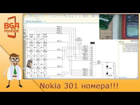 Nokia 301 вытянуть номера???